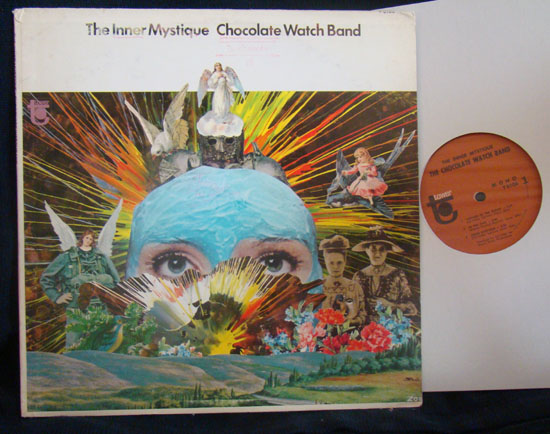 CHOCOLATE WATCHBAND: The Inner